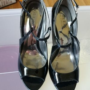 Guess size 8 heels